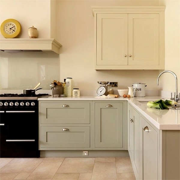 Kitchen designs letterkenny versatile kitchen units and for Cream kitchen paint ideas